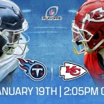 Titans at Chiefs: AFC Championship Weekend Info