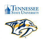 "Tennessee State University, Nashville Predators enter historic partnership for ""$1 Million in 1 Month"" Campaign"