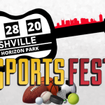 JUST ANNOUNCED: 104-5 The Zone's 11th Annual SportsFest is March 28th at First Horizon Park