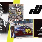 Talladega Superspeedway's Two Special Ticker Offers Honor Seven-Time Champ Jimmie Johnson