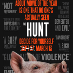 B6B: MOVIE REVIEW: The Hunt