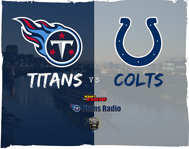 Titans vs Colts: Week 10 Primer