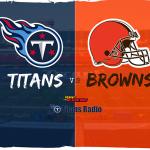 Titans vs Browns: Week 13 Primer