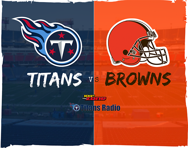 Titans vs Browns: Week 13 Primer