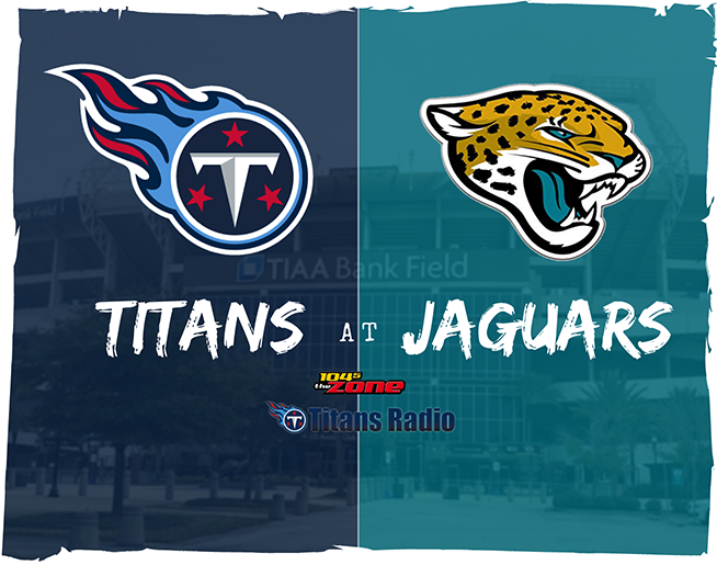 Titans vs Jaguars Primer: Week 14