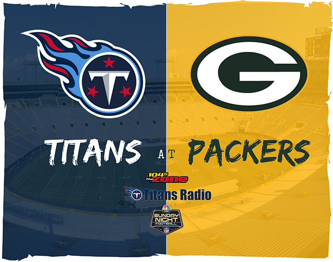 Week 16 Primer: Titans vs Packers