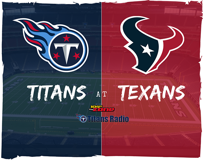 Titans vs Texans: Week 17 Primer