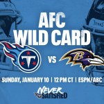Titans vs Ravens: Super Wild Card Week