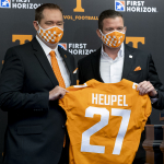Evaluating Tennessee's hire of Josh Heupel
