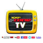 104-5 The Zone Launches 104-5 The Zone TV