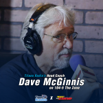 Coach Dave McGinnis on 104-5 The Zone