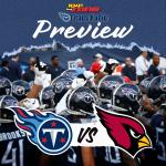 Titans vs. Cardinals: Week 1 Primer