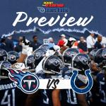 Titans vs. Colts: Week 3 Primer