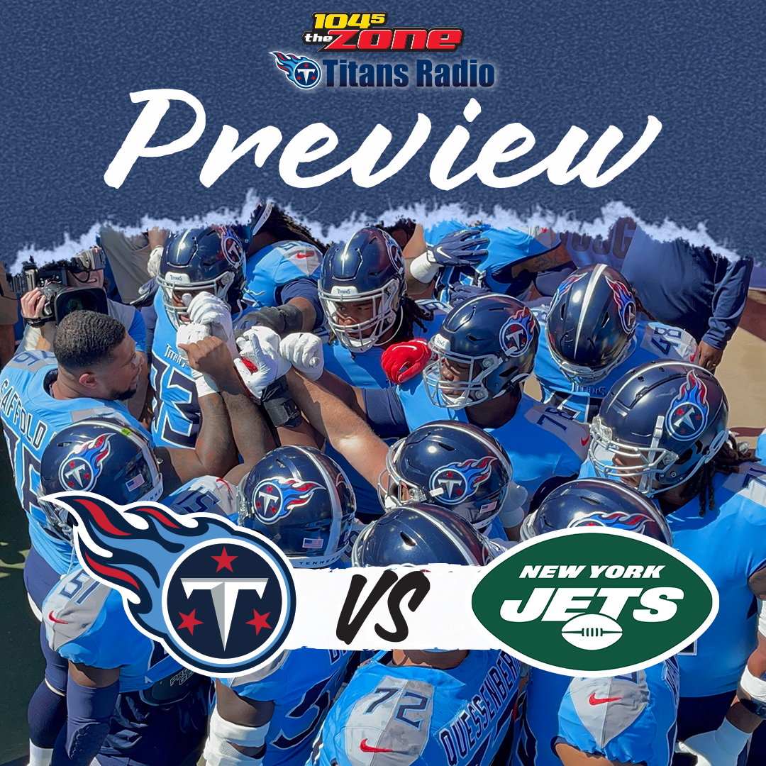 Titans vs. Jets: Week 4 Primer