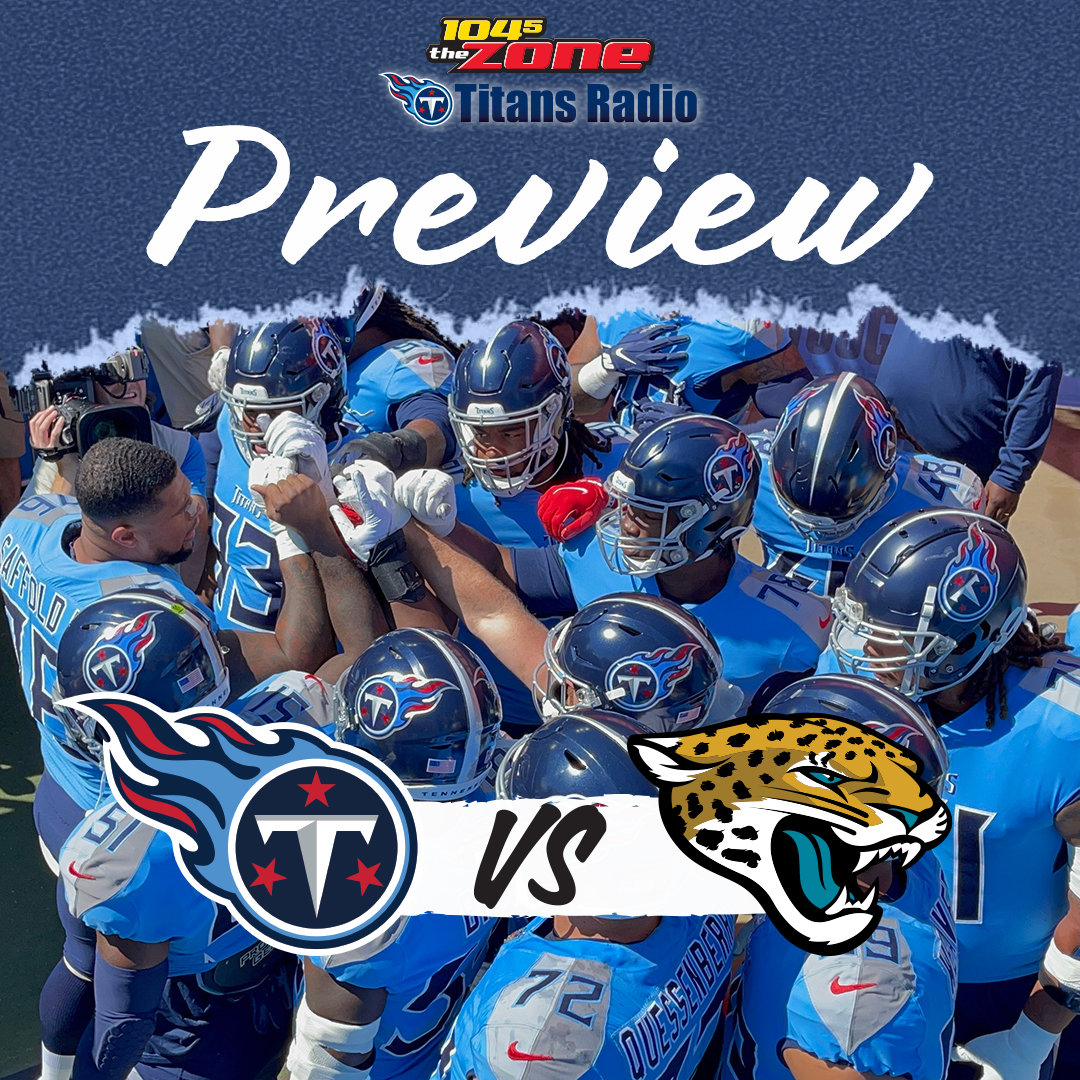 Titans vs. Jaguars: Week 5 Primer