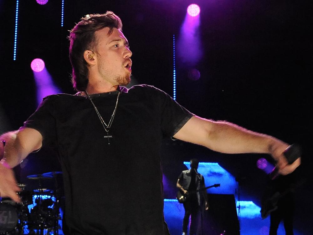 """Morgan Wallen Is """"Wobbling"""" Up the Charts With Current Single, """"Whiskey Glasses"""""""