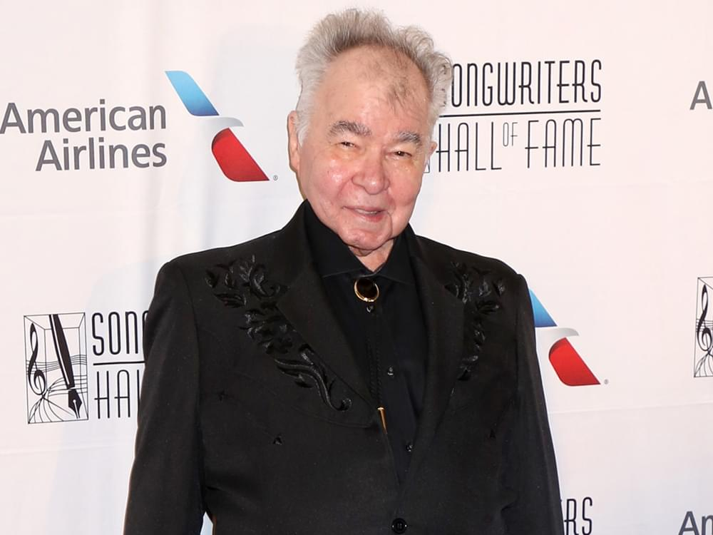 John Prine to Be Honored With Recording Academy's Lifetime Achievement Award
