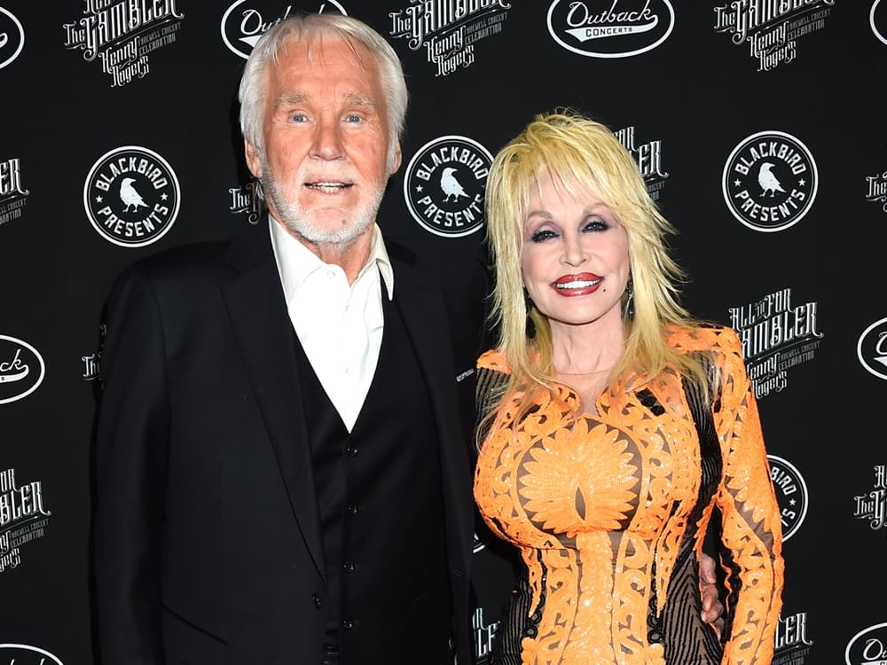 Country Stars React to the Death of Kenny Rogers, Including Dolly, Reba, Blake Shelton, Keith Urban, Carrie Underwood & More