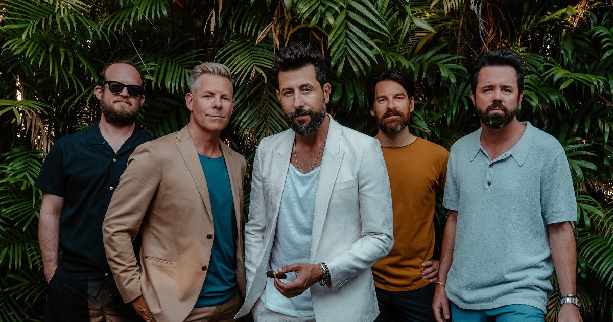 """Old Dominion's New Album """"Time, Tequila & Therapy"""" Due Out October 8"""