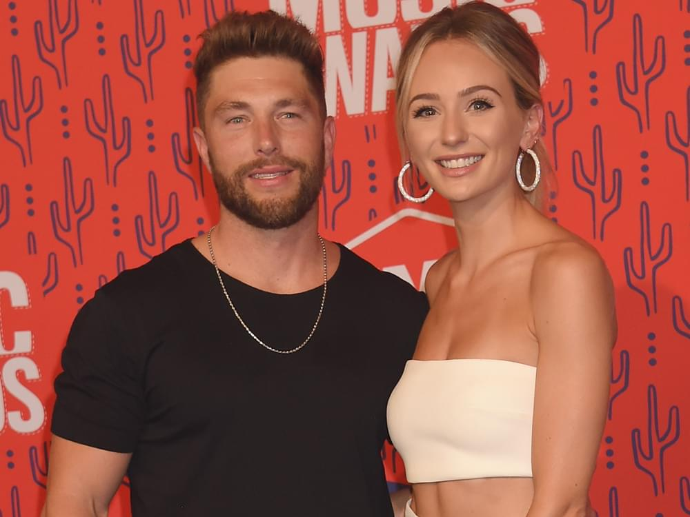 Chris Lane & Lauren Bushnell Get Married