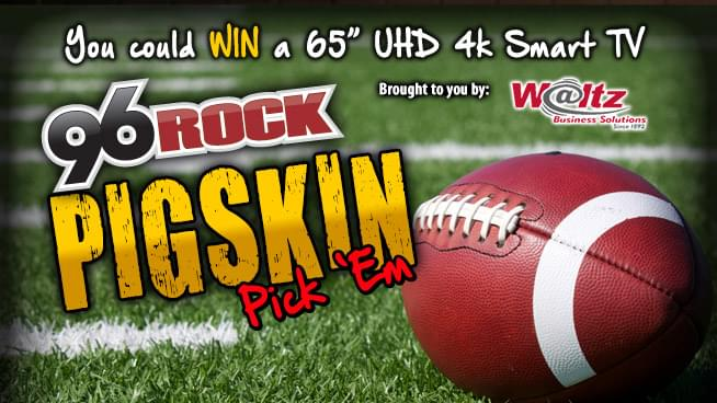 Pigskin Pick'Em – Make Your Picks!