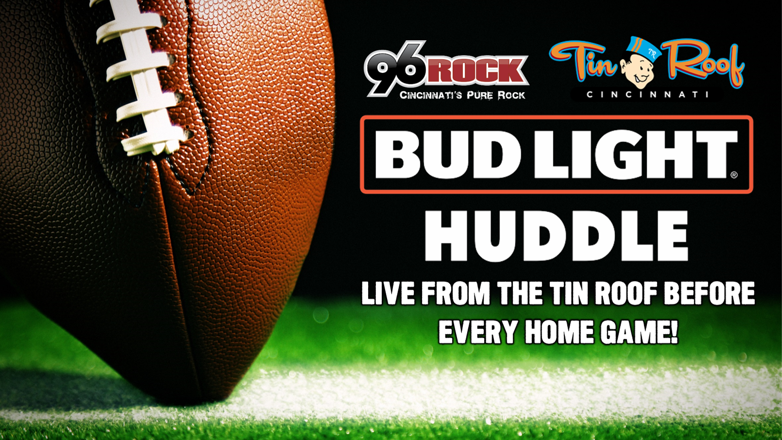 Football Talk, Rock Music & Tickets!