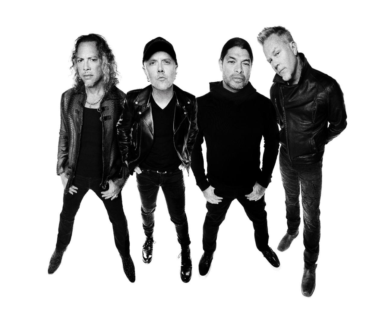 Metallica Pay Tribute to Ray Burton