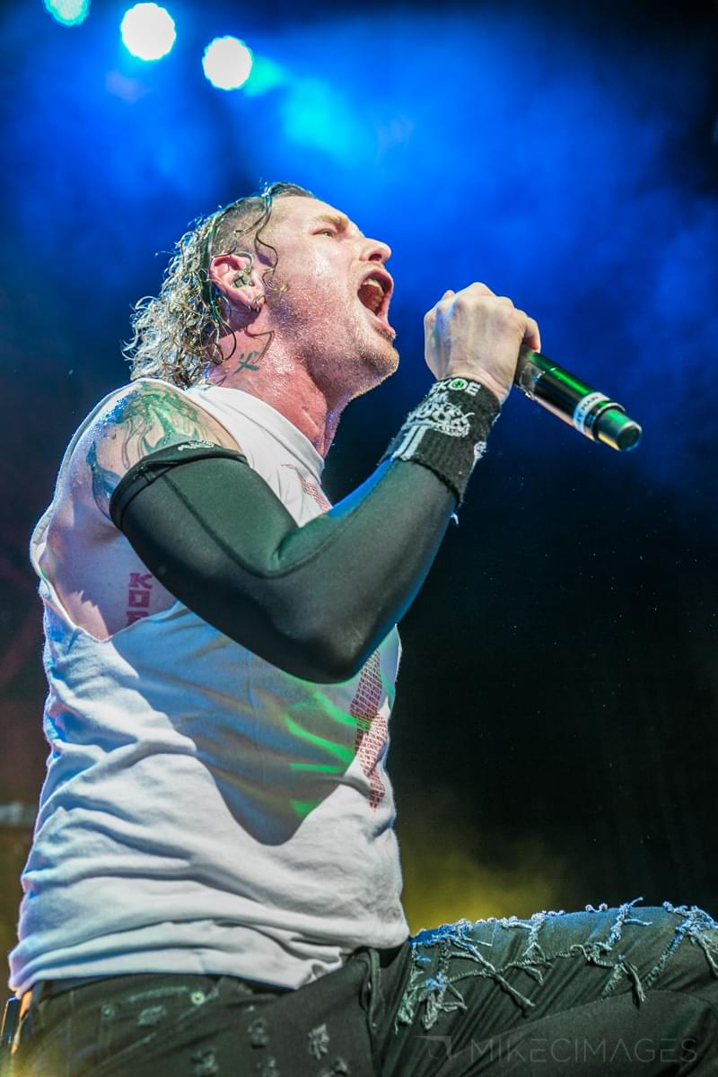 Corey Taylor Says Solo Album Will Have a Song From His High School Days