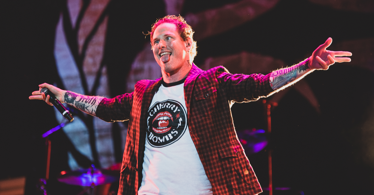 "Corey Taylor Says Stone Sour Is On An ""Indefinite Hiatus"""
