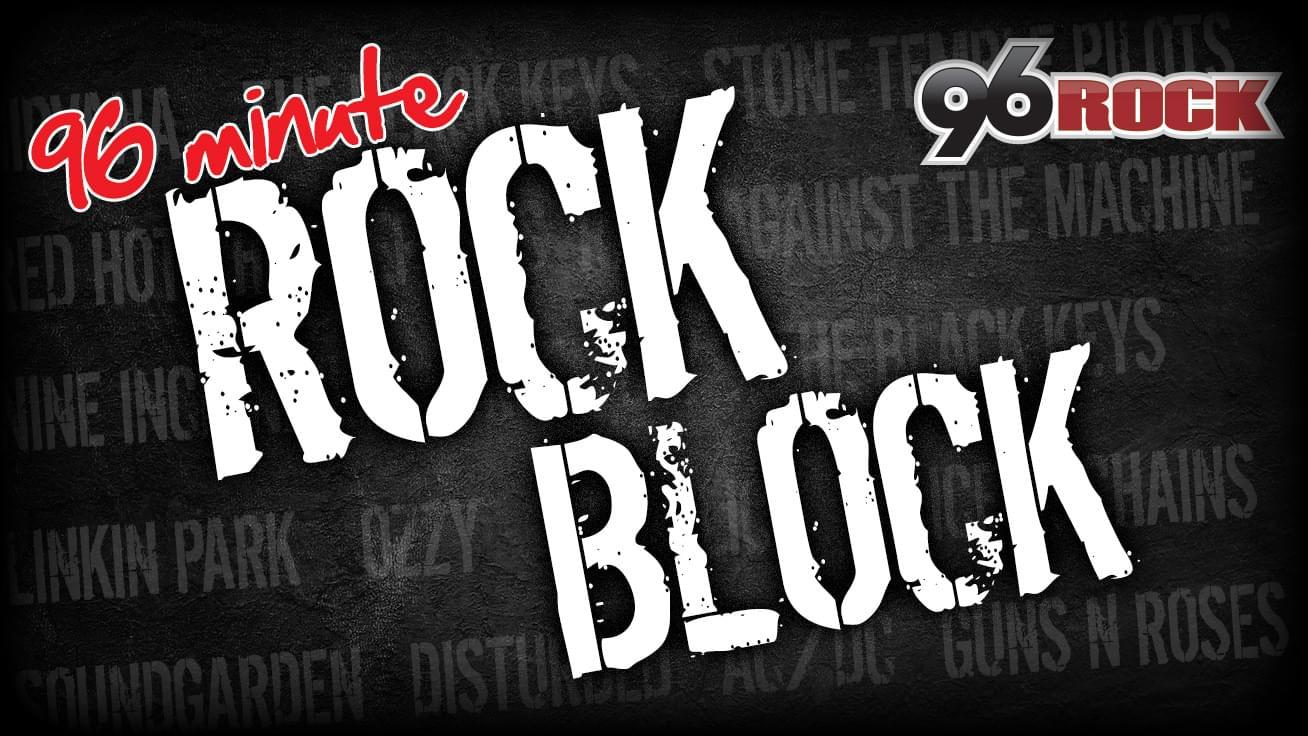 96 Minute Rock Block