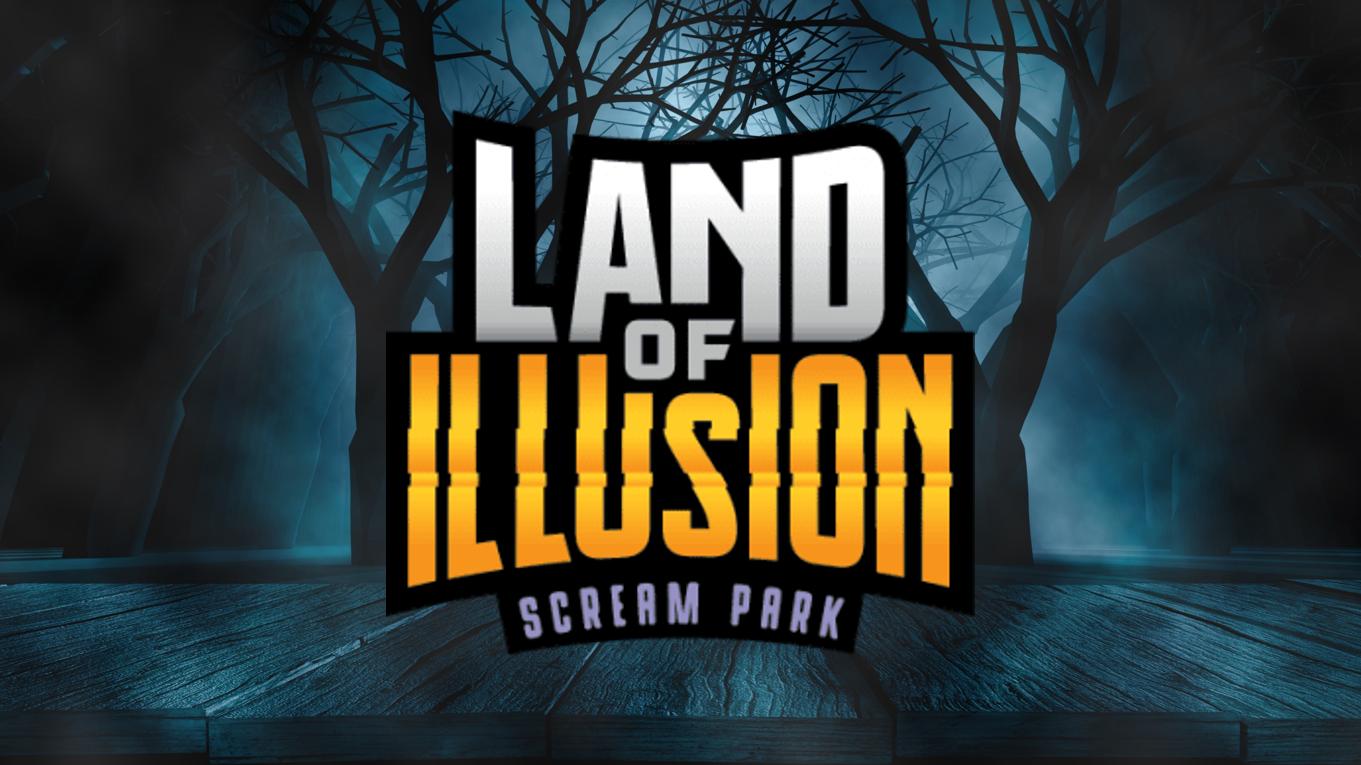 land of illusion scream park 2020
