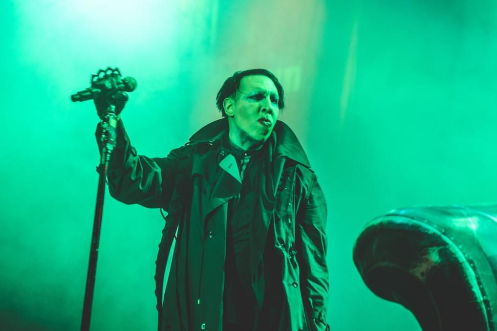"Latest From Marilyn Manson ""Don't Chase The Dead"""