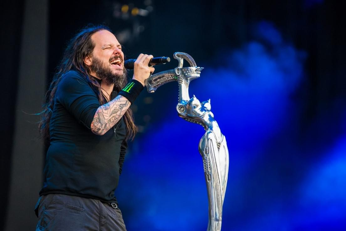 Jonathan Davis Did Not Have a Good Time On Meth