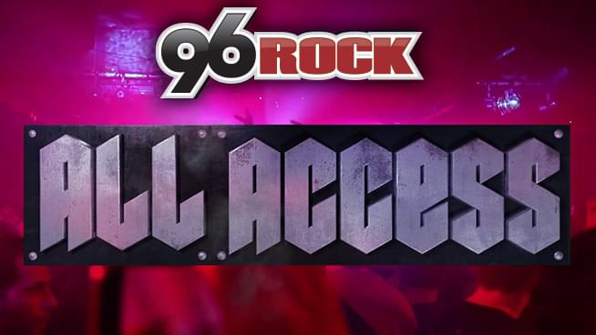 96ROCK All Access: Heritage Bank Center