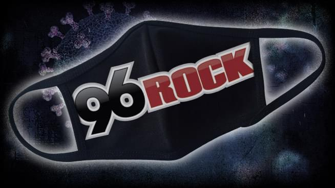 Win a 96ROCK mask!