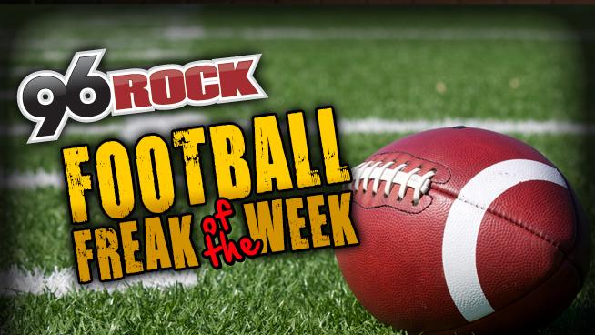 Football Freak of the Week 2021