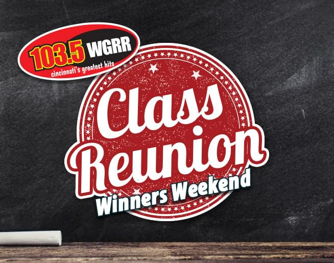 1969 Class Reunion Winners Weekend