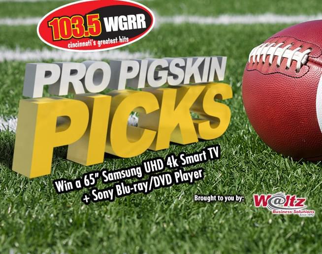 2019 Pro Pigskin Picks