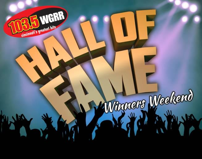 Hall of Fame Winners Weekend