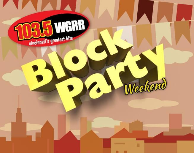 Block party Weekend