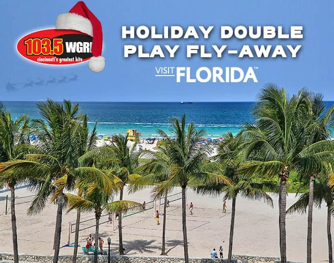 Holiday Double Play Fly-Away: Week 2