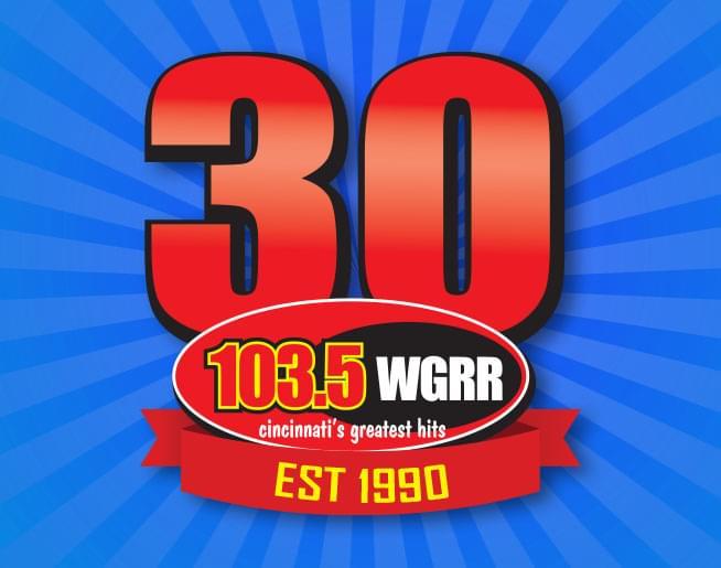 WGRR's 30th Anniversary
