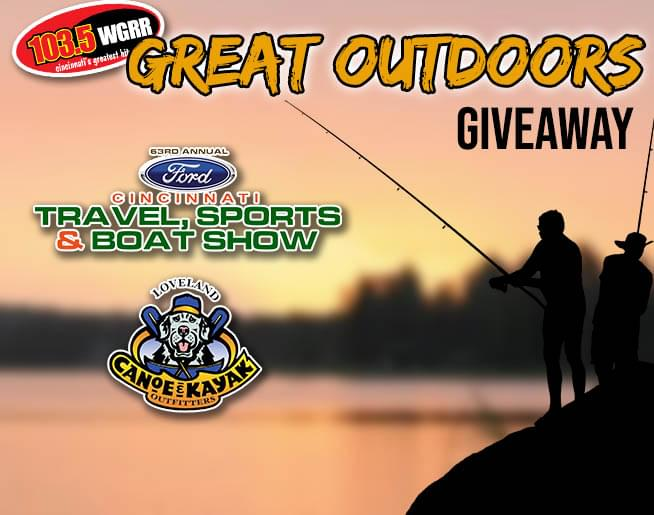 Great Outdoors Giveaway