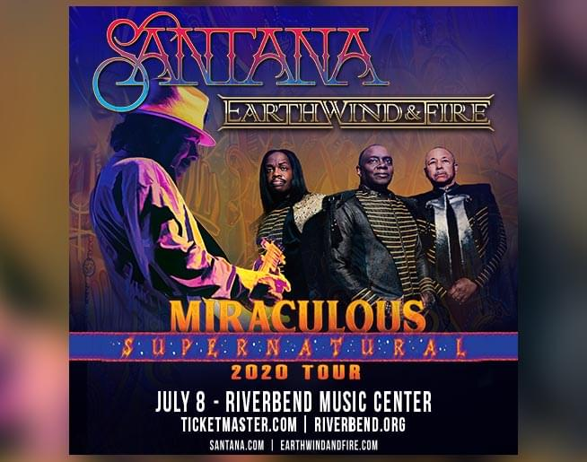 Free Ticket Friday: Santana