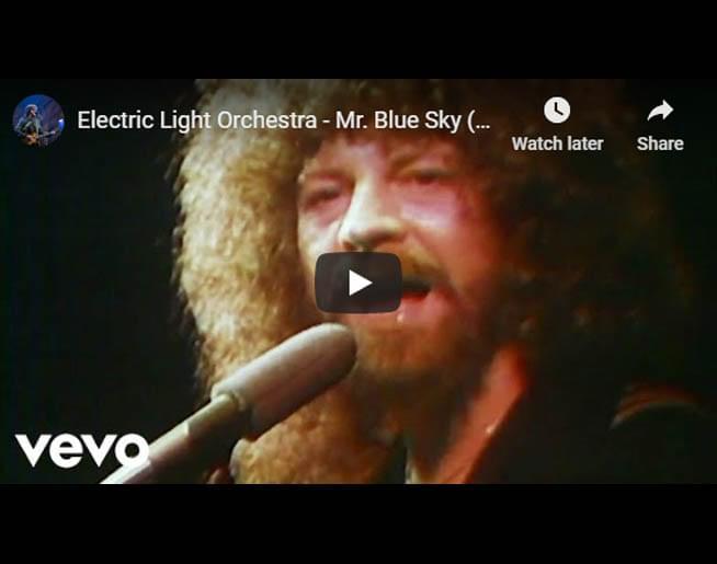 ELO: Happiest Song Ever in Irish Survey