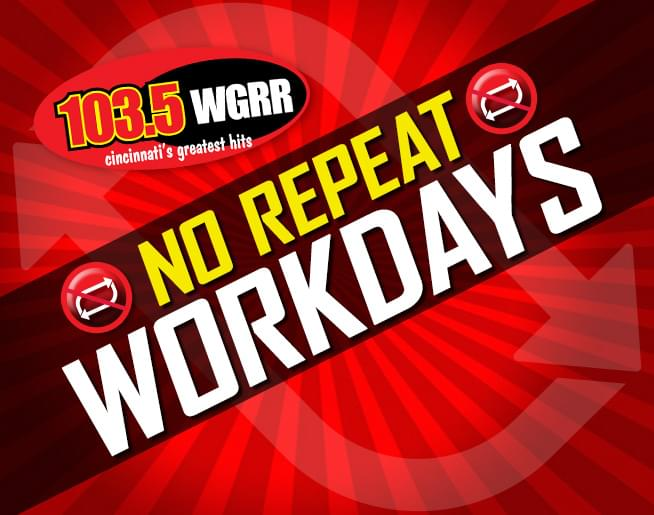 No Repeat Workdays!