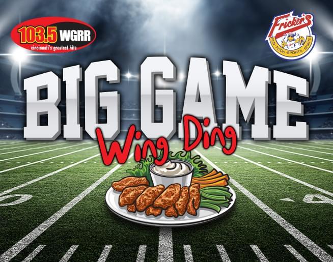 Big Game Wing Ding