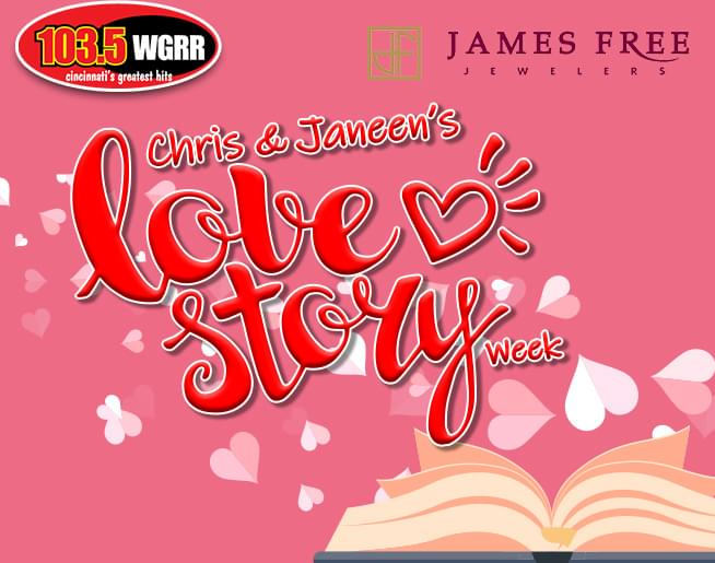 Chris and Janeen's Love Story Week
