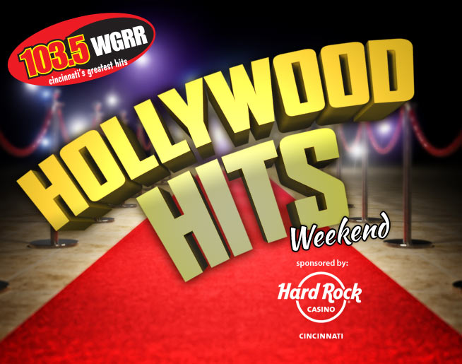 Hollywood Hits Weekend