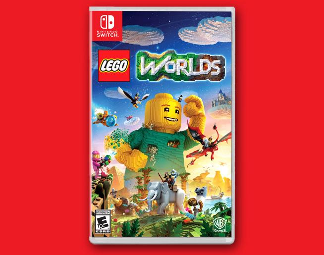 Win LEGO WORLDS!